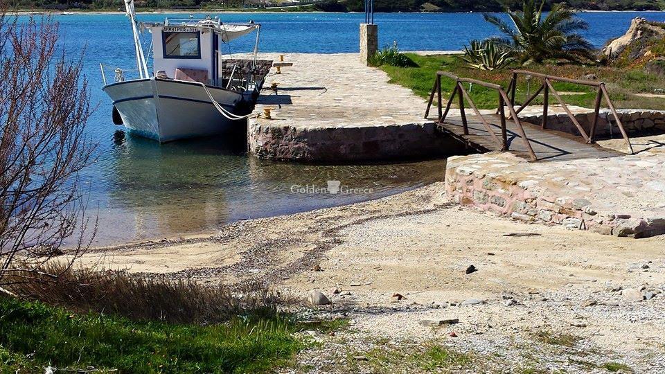 Αμμουλιανή (Ammouliani) | Το νησάκι του Άγιου Όρους | B. & Α. Αιγαίο | Golden Greece