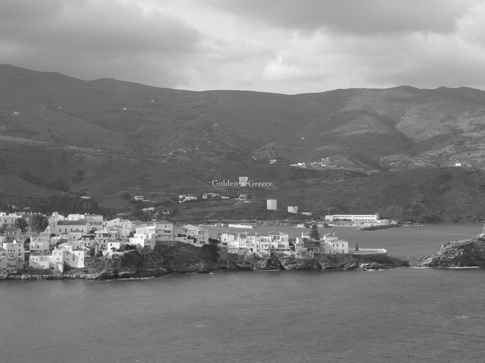 Άνδρος (Andros) | Το νησί των εφοπλιστών | Κυκλάδες | Golden Greece
