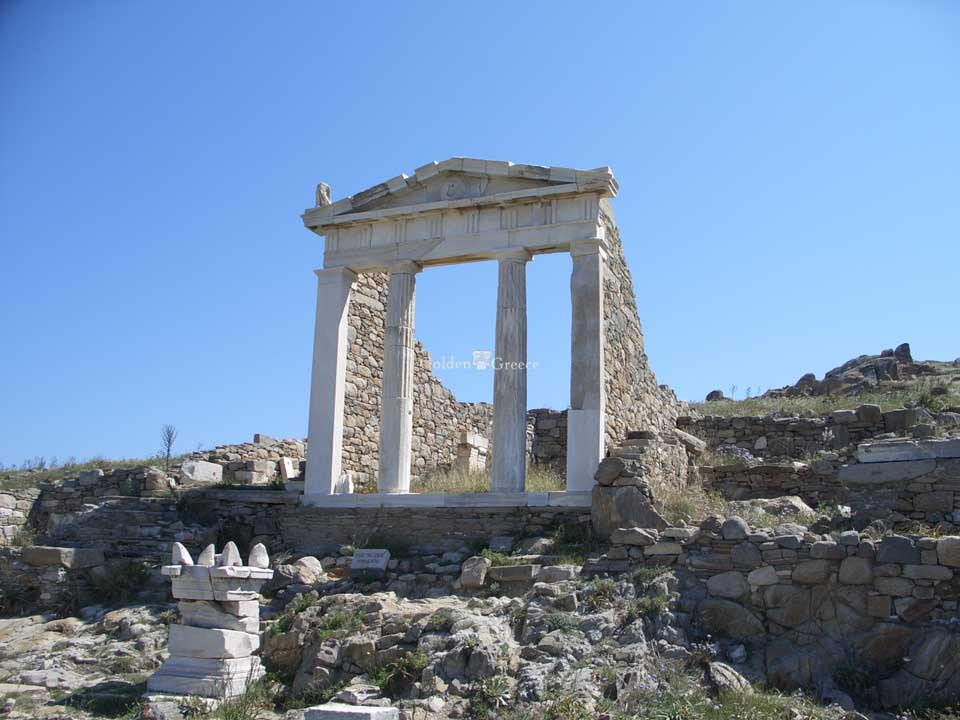 Δήλος (Delos) | Το ιερό νησί του Απόλλωνα | Κυκλάδες | Golden Greece