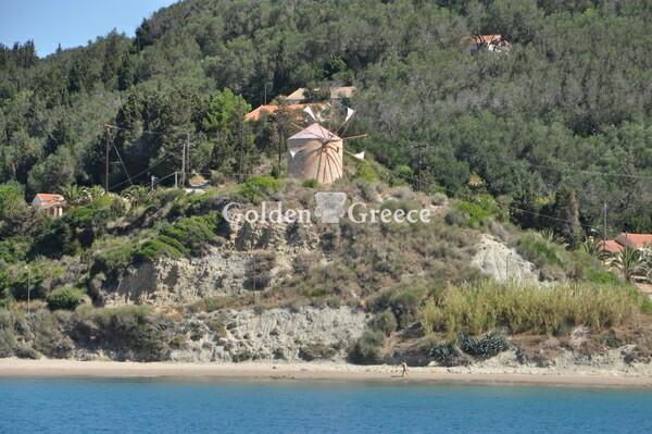 Ερείκουσα - Το μωβ νησάκι του Ιονίου - Φωτογραφίες