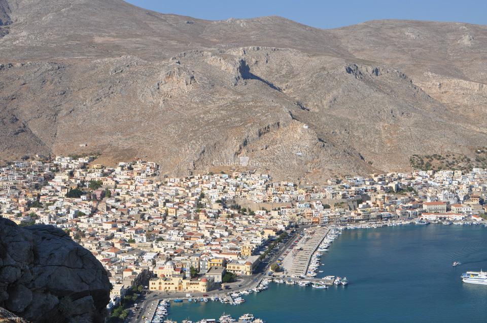 Κάλυμνος (Kalymnos) | Το νησί των Σφουγγαράδων | Δωδεκάνησα | Golden Greece