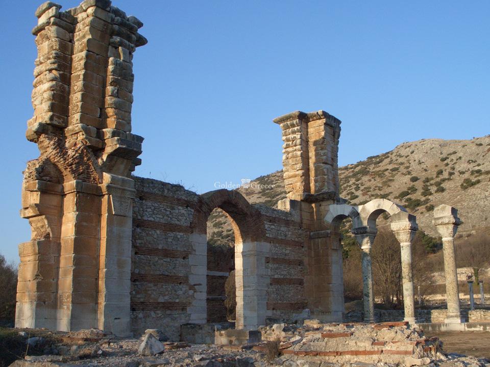 Κάστρα | Καβάλα | Μακεδονία | Golden Greece