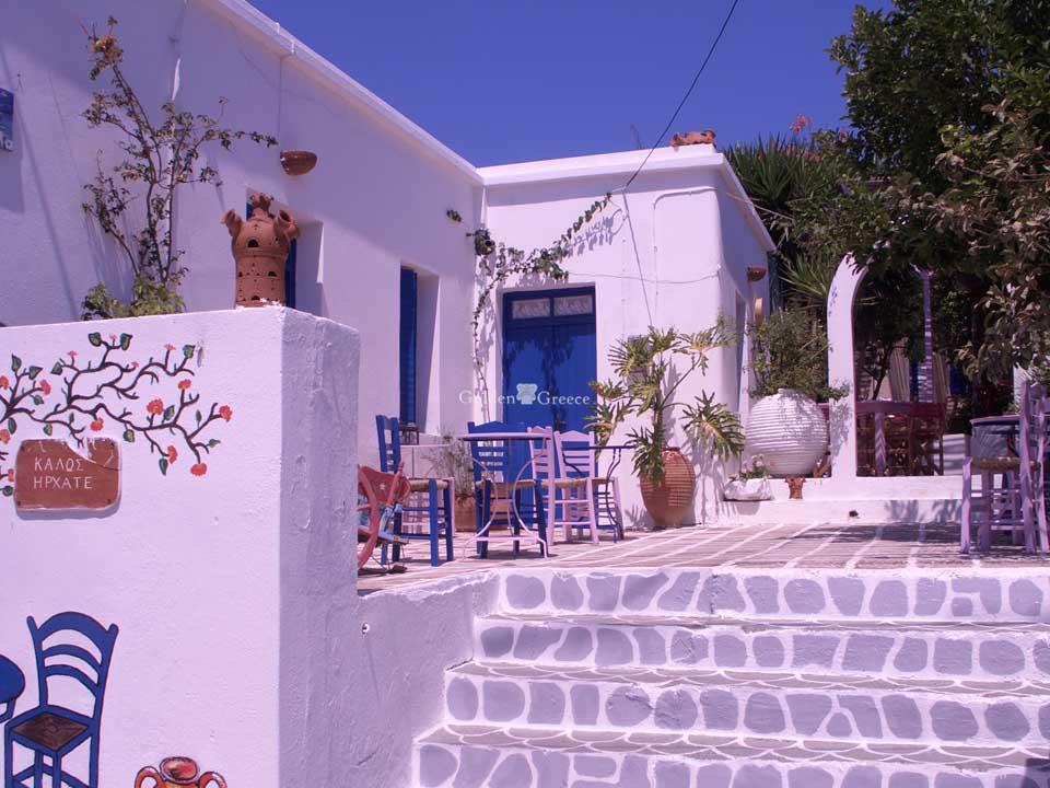ΓΡΑΦΙΚΟ ΧΩΡΙΟ ΓΟΥΠΑ | Κίμωλος | Κυκλάδες | Golden Greece