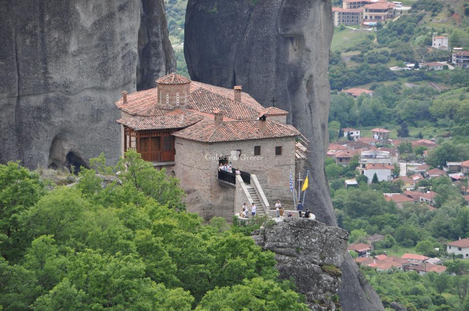 Μετέωρα | Ανακαλύψτε τα Μετέωρα | Golden Greece