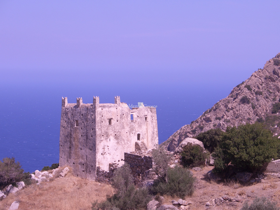 Νάξος (Naxos) | Η γητεύτρα των Κυκλάδων | Κυκλάδες | Golden Greece