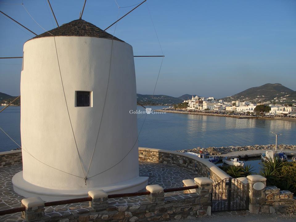 Πάρος | Ανακαλύψτε την Πάρο | Golden Greece