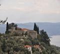 Μονή Αγίας Τριάδος Άνω Γατζέας - Πήλιο - Φωτογραφίες