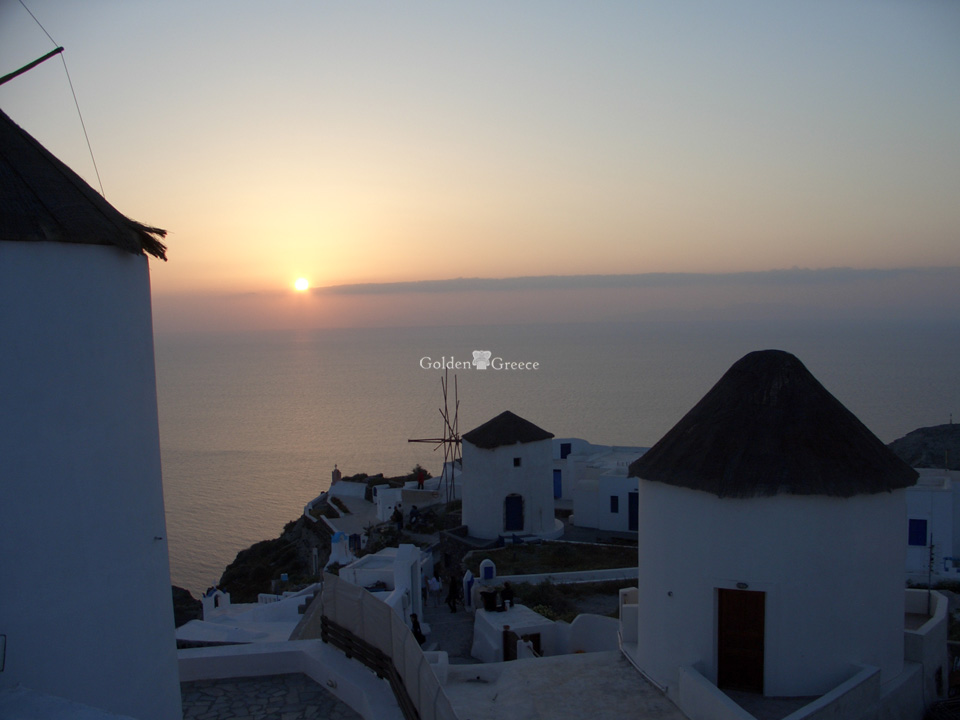 ΟΙΑ | Σαντορίνη | Κυκλάδες | Golden Greece