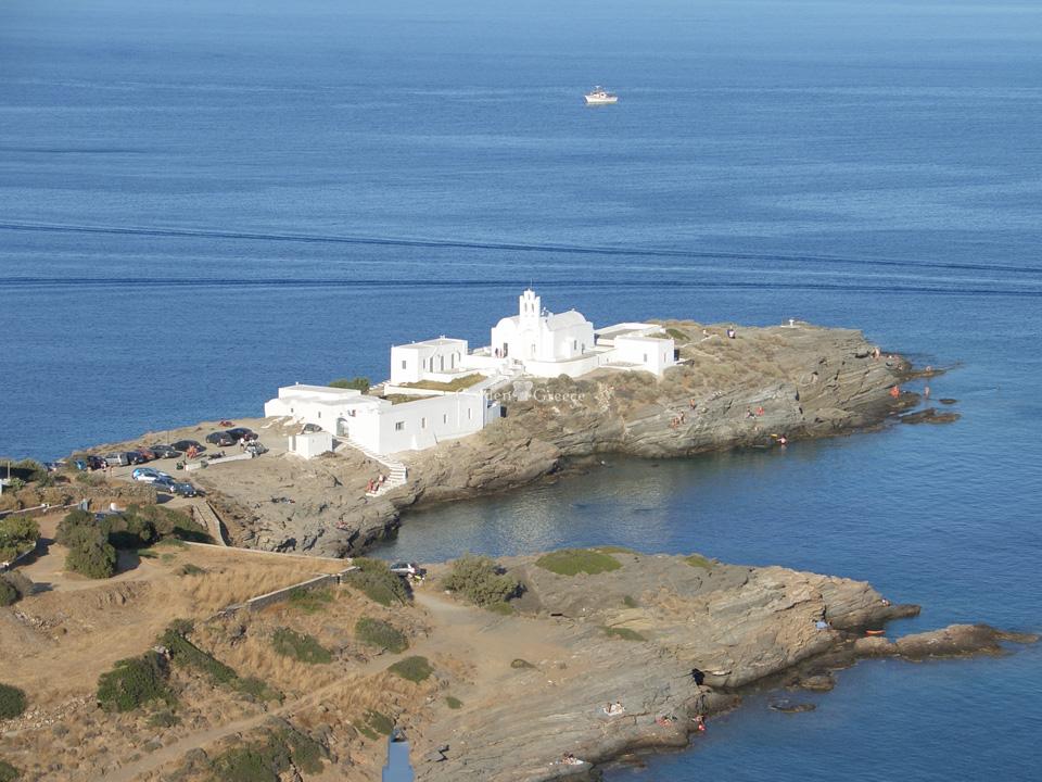 Σίφνος (Sifnos) | Το νησί των ποιητών | Κυκλάδες | Golden Greece