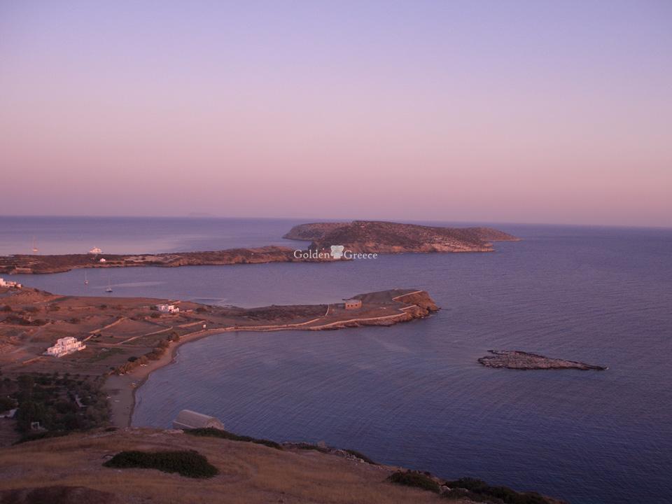 Σχοινούσα (Schoinoussa) | Το νησί του Ήλιου | Κυκλάδες | Golden Greece
