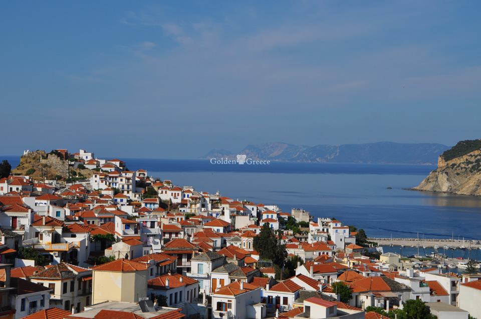 ΜΟΝΗ ΑΓΙΟΥ ΙΩΑΝΝΗ ΣΤΟ ΚΑΣΤΡΙ | Σκόπελος | Σποράδες | Golden Greece