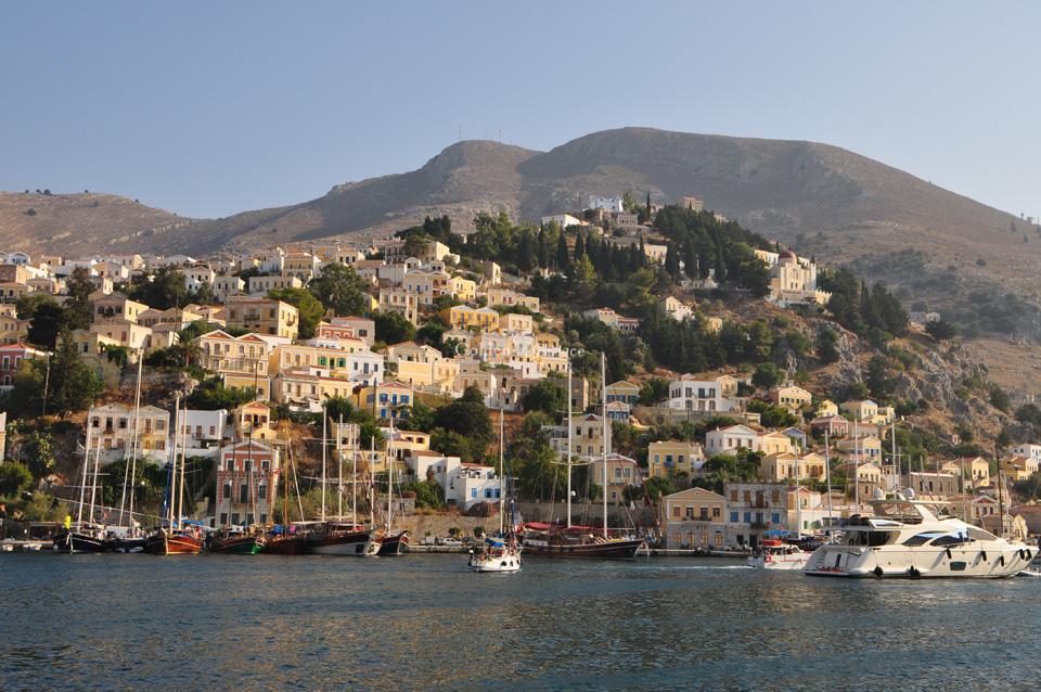 Σύμη | Ανακαλύψτε τη Σύμη | Golden Greece