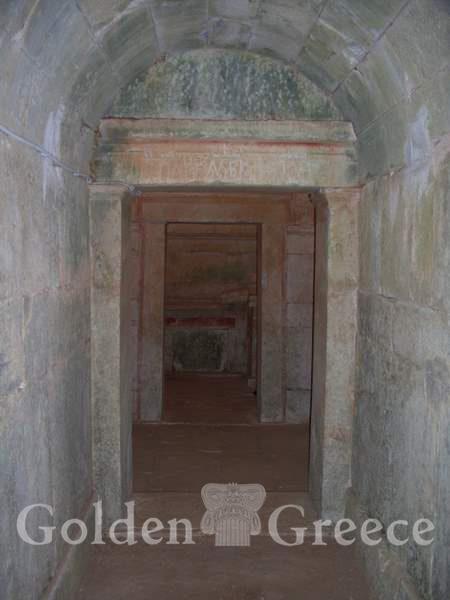 ΜΑΚΕΔΟΝΙΚΟΣ ΤΑΦΟΣ (2ου π.Χ. αι.)
